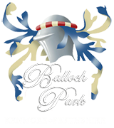 Balloch Luxury Lodges Preloader Logo
