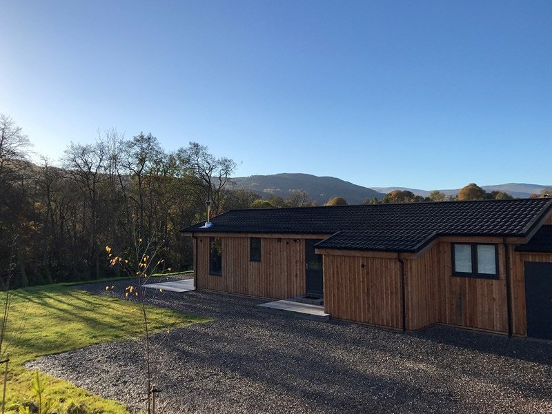 Bespoke Luxury Lodges